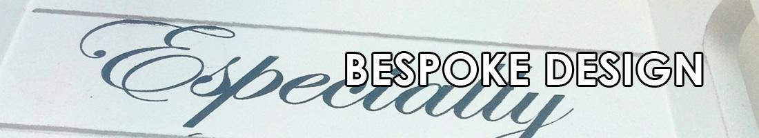 bespoke design service